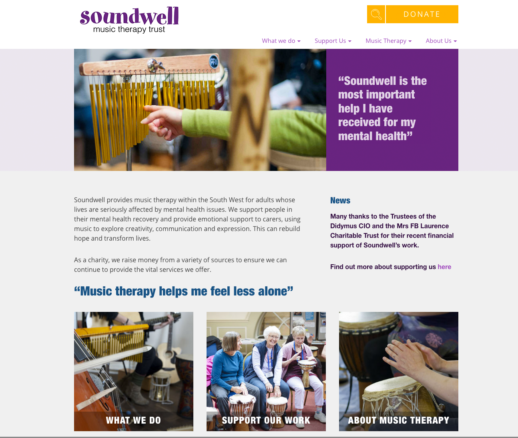 Soundwell Music Therapy Trust