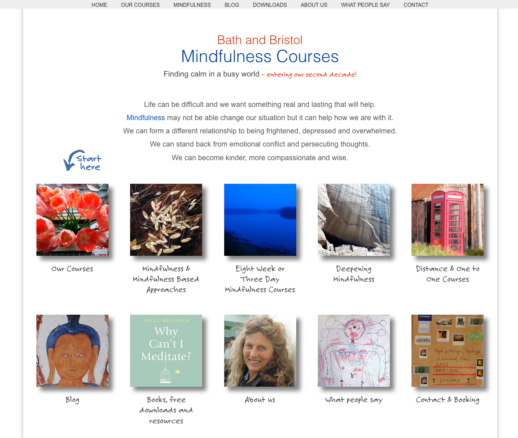 Bath and Bristol Mindfulness Courses
