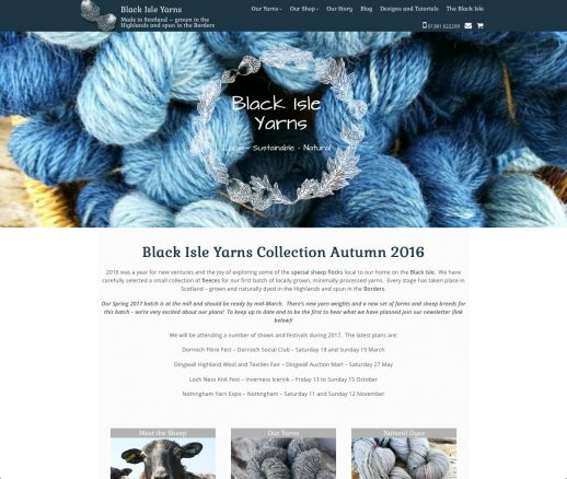 Black Isle Yarns