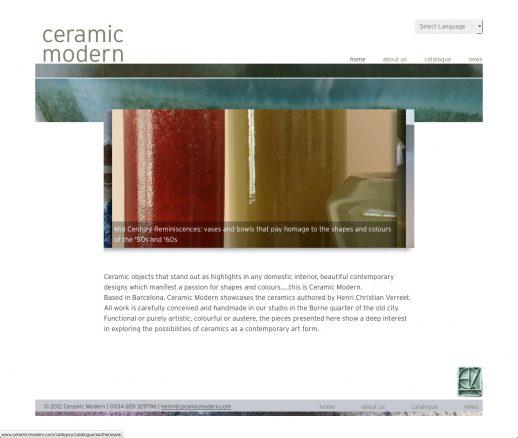 Ceramic Modern