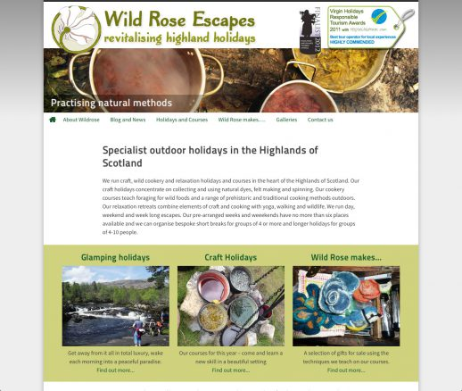 Wildrose Escapes